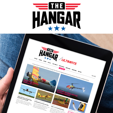 The Hangar Model Airplane News Membership